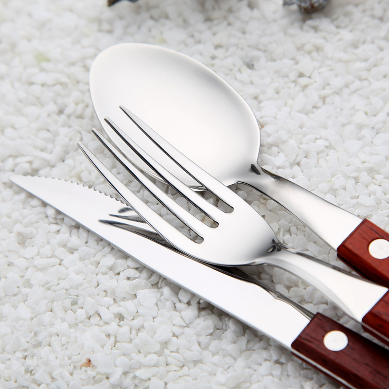 18/0 Environmental Protection Flatware