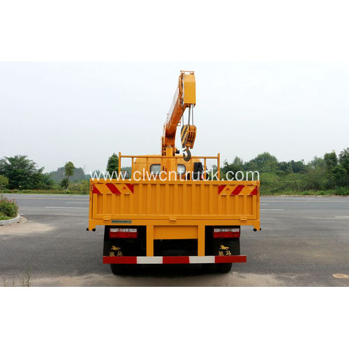 2019 New DFAC Lorry Mounted Crane 2Tons
