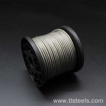 304 7X7 Stainless Steel Wire Rope