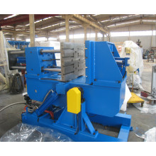 Tilting gravity casting machine to use
