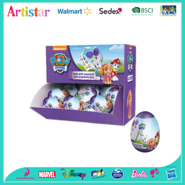 PAW PATROL fancy surprise egg set