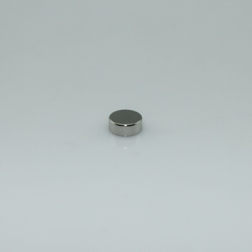 Thin Sintered Neodym Mini Round Magnet
