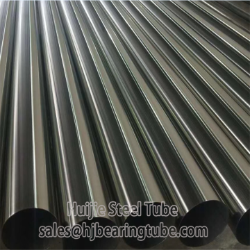 Polished Precision stainless tubing with brightness surface