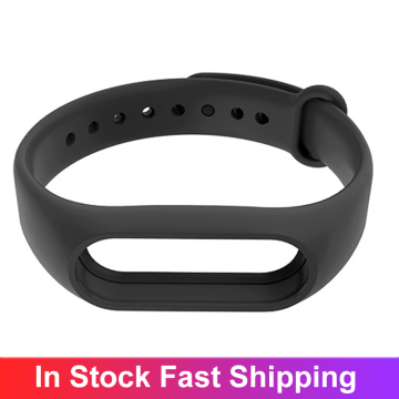 2020 New For Millet 2 Smart Watch Silicone Strap,for Xiaomi Mi Band 2 Smart Watch New 11 Colors Silicone Strap In Stock Fast