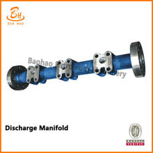 F series Discharge Manifold for Bomco pump