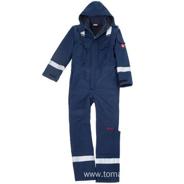 Flame Retardant Multicolor Workwear Overall