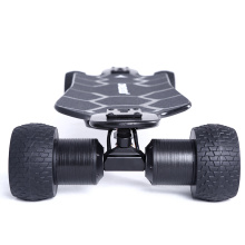Black carve direct drive electric skateboard direct sales