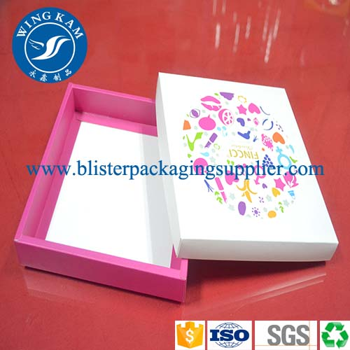 Paper Dolls Paper Box Gift Box Packaging Box