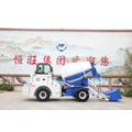 2.0L Electric Motor for Concrete Mixer in Ghana