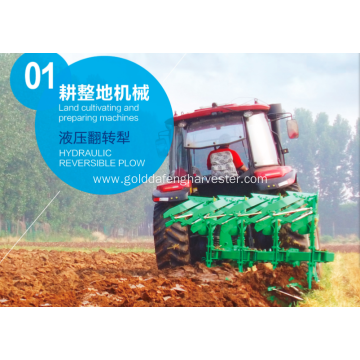 specially designed plough suitable for all various land