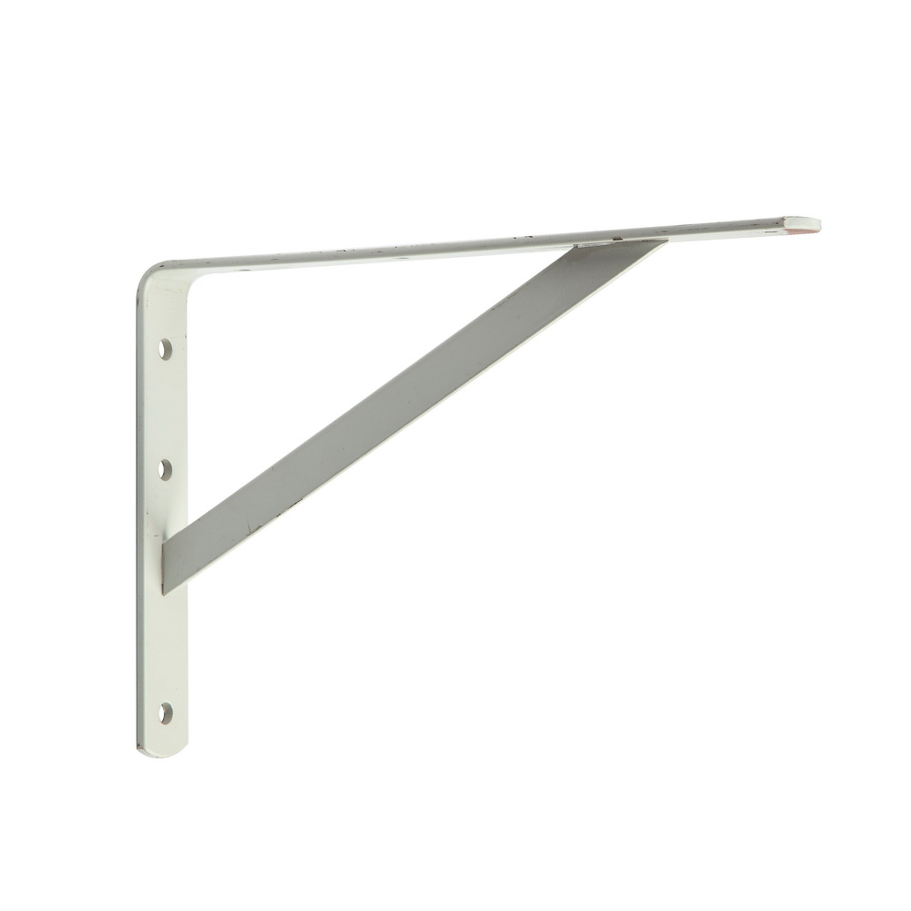 White Shelf Bracket