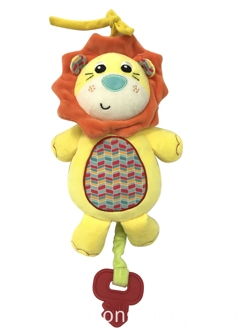 Plush Baby Toy Musical