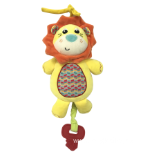 Plush Lion Musical Toy