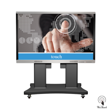 86 Inches Interactive Display With Automatic Stand
