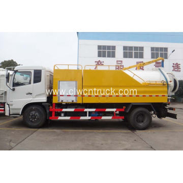 2019 New DFAC 8000litres Combination Vacuum Jetting Truck
