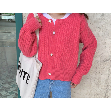 clothing new literary retro knit sweater