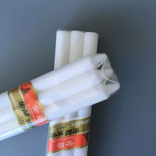 Wholesale Round White Pillar Candles