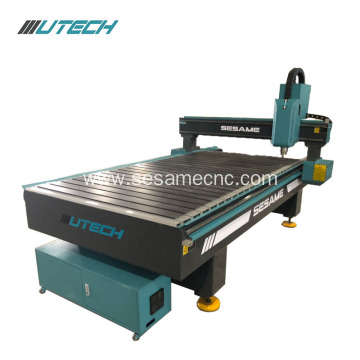4 axis wood CNC router 1325 CNC machine