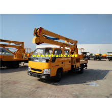 12m 115hp Truck with Aerial Lift