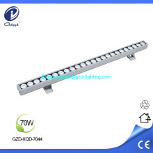 70Whigh power IP65 aluminum led wall washer