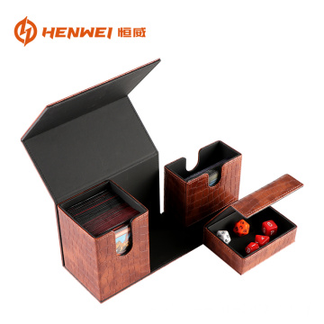 Three Cells Leather PU  Premium Deck Case