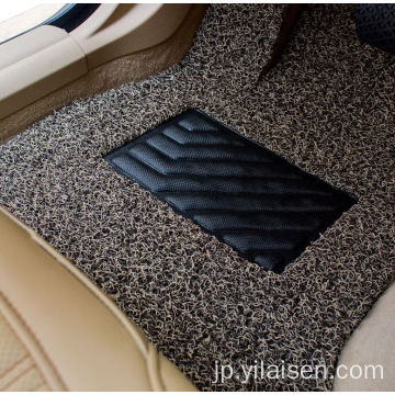 Luxury left and right hand driving car mat