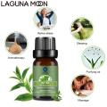 Lagunamoon Tea Tree 10ML Pure Essential Oil Massage Diffuser Aroma Lavender Sandalwood Ylang Jasmine Oil Relive Stress Sleeping