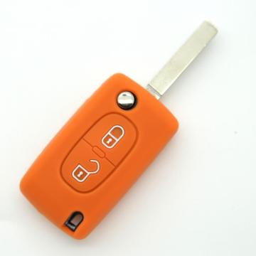 Peugeot e halefile Car Key Protector Cover