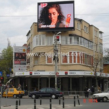 LED Display Panel Prices For Building Facade Advertising