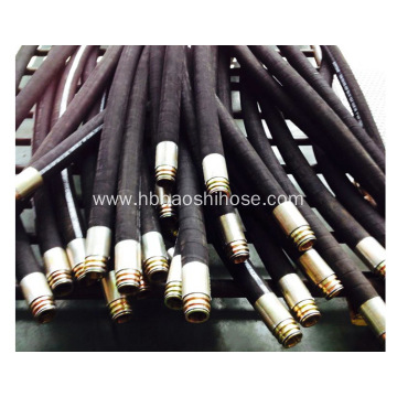 Rubber Tube Assembly for Coal Hydraulic Stand