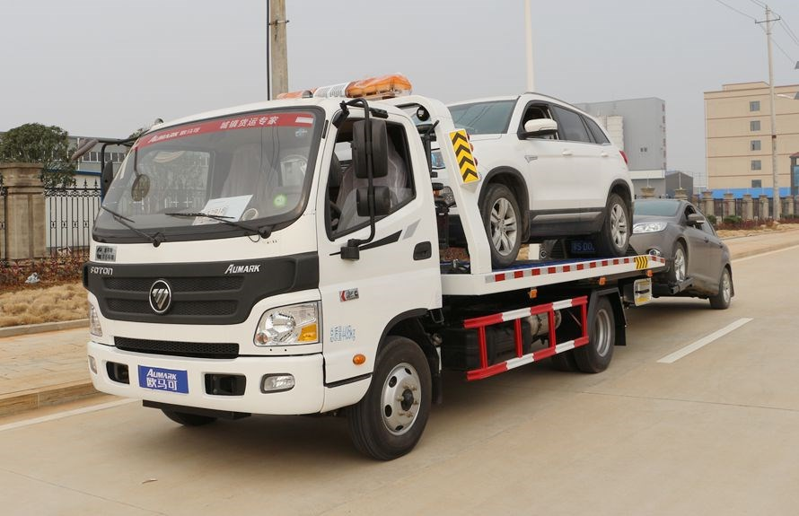 flatbed towing vehicles
