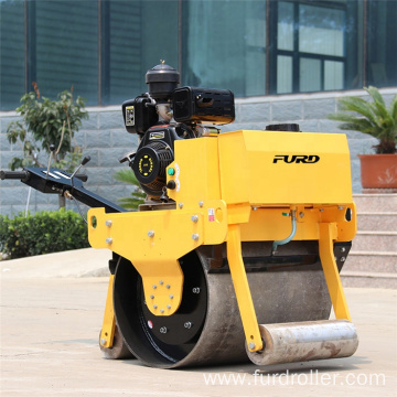 500kg Mechanical Drive Single Drum Compactor Machine