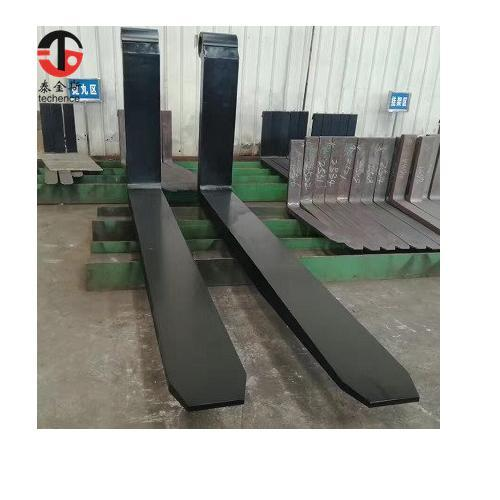 10 ton lifting forks for loader