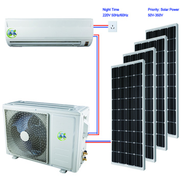 Hybrid Solar Type Wall Split Air Conditioner