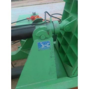 Trash Aluminum Can Press