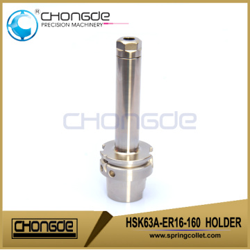 HSK63A-ER16-160 Ultra accuracy CNC Machine Tool Holder