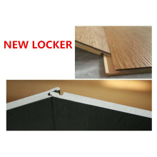 3.0mm popular selling SPC floor with Unilin click