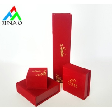 Custom Logo Cardboard Paper Gift Jewelry Packaging Box