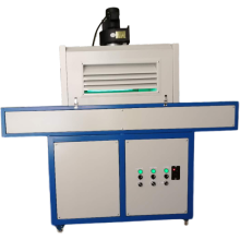 Industrial UV curing for drying