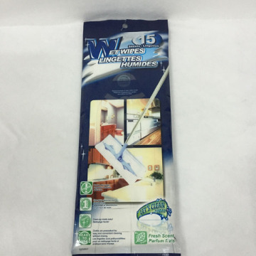 Household Cleaning Disposable Wet Floor Wipes