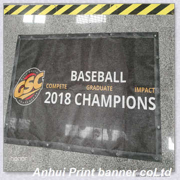 Outdoor Full Color Print Custom Vinyl Mesh Banner