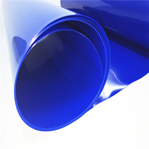 PS Glossy compound extruded sheet roll