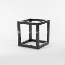 Metal Square Coffee End Tischbein