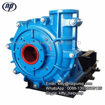 Slurry Pump for Mining & Mineral Process