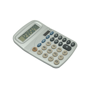 8 Digit Display Electronic Desktop Calculator