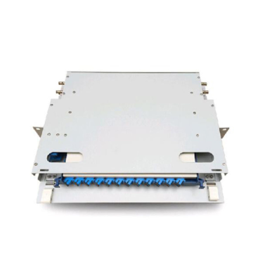 24 Port Optical 19 Rack Mount ODF Box