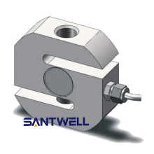 Alloy steel S-type load cell of 0.2T