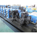 ERW rectangle pipe making machine