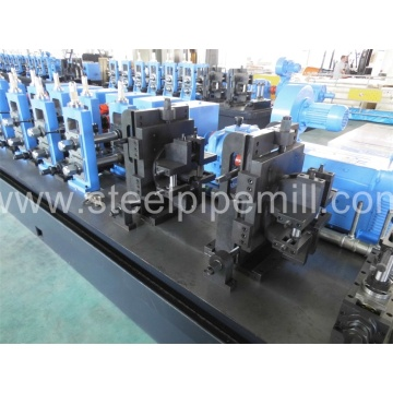 precision rectangle tube mill