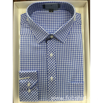 Men Long sleeve Button Down Shirt